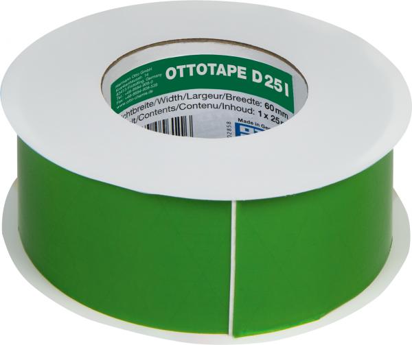 OTTOTAPE D 25I Durchdringung - Gebinde 60 mm breit von Otto Chemie