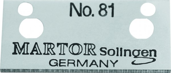 OTTO Ersatzklinge für Kartuschenschneider von Otto Chemie