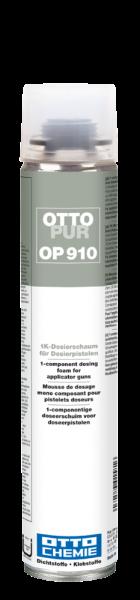 OTTOPUR OP 910 - 1K-PU-Schaum für Schallschutz/W.dämmung/Brunnen/Perimeter von Otto Chemie