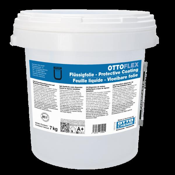 OTTOFLEX Flüssigfolie - 12 kg Kunststoff-Eimer von Otto Chemie