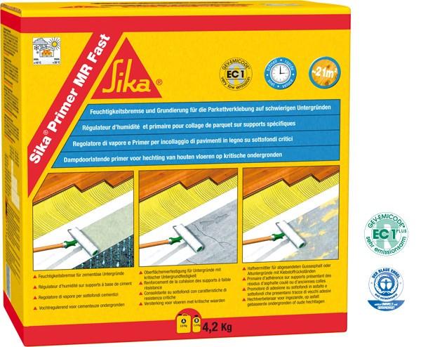 SikaBond®Primer MR Fast - 4,2 kg tragbare Kartonbox von Sika Deutschland