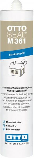 OTTOSEAL®M 361 - RAL 9016 - Der Struktur-Hybrid-Dichtstoff - 310 ml von Otto Chemie