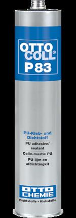 OTTOCOLL®P 83 - 310 ml Kartusche von Otto Chemie