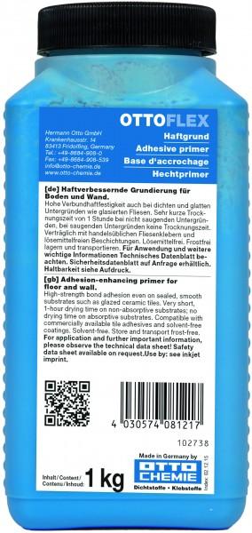 OTTOFLEX Haftgrund - 1 kg Kunststoff-Flasche von Otto Chemie