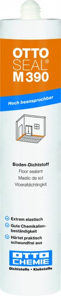 OTTOSEAL®M 390 - Der Boden-Dichtstoff - 310 ml von Otto Chemie