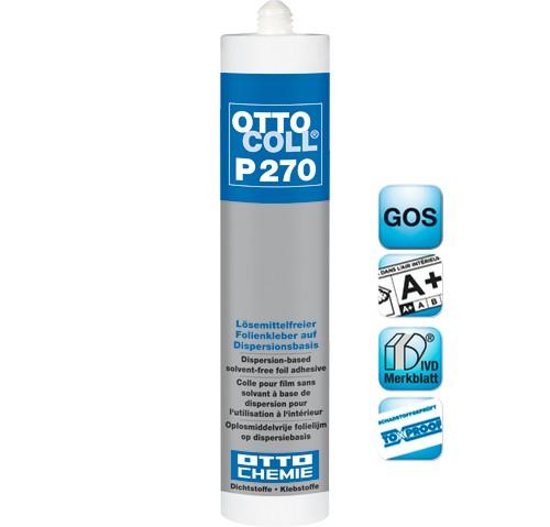 OTTOCOLL® P 270 - 310 ml Kartusche - C987 hellblau von Otto Chemie