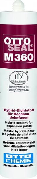 OTTOSEAL®M 360 - Der Hybrid-Dichtstoff für Hochbaudehnfugen von Otto Chemie