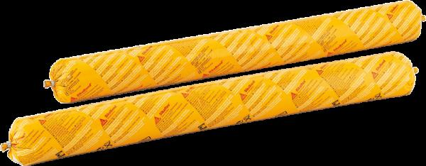 Sikaflex®PRO-3 Elastischer 1-K PU Hochleist.dichtstoff für Bodenfuge - 600 ml im Alu-Folienbeutel