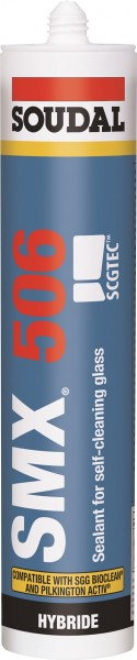 Soudal SMX® 506 - 290 ml Kartusche - schwarz von SOUDAL