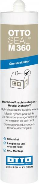OTTOSEAL®M 360 - Der Hybrid-Dichtstoff für Hochbaudehnfugen - 310 ml von Otto Chemie