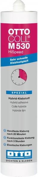 OTTOCOLL® M 530 HiSpeed - Der Hybrid-Klebstoff mit schneller Funktionsfestigkeit von Otto Chemie