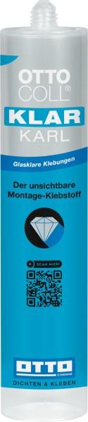 OTTOCOLL®KLARKARL - M502 - Der transparente Klebstoff - 290 ml - von Otto Chemie