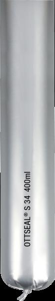 OTTOSEAL®S 34 - Das Boden-Silikon - sanitärgrau - 400 ml von Otto Chemie