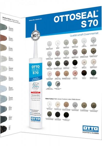 OTTOSEAL®S 70 - Das Premium-Naturstein-Silicon 580 ml von Otto Chemie